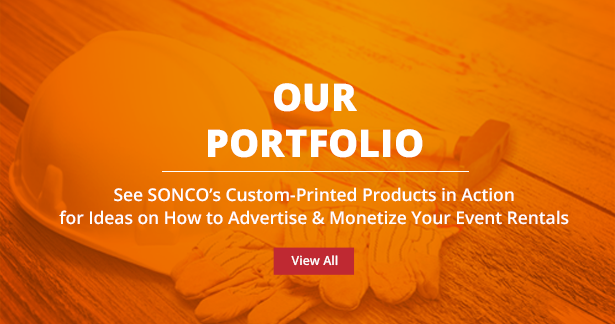 SONCO's Portfolio Construction Rental Clients and Projects
